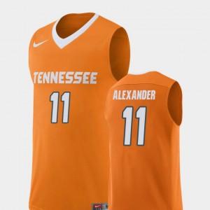 Men Tennessee Replica #11 Basketball Kyle Alexander college Jersey - Orange